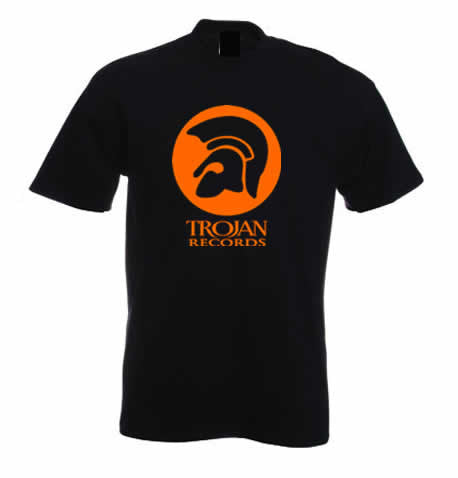 Northern Soul - Trojan Records - short sleeve t-shirt