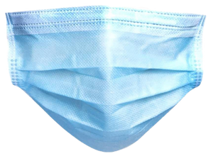 (50 Masks) Bacteria Filter Mask Box