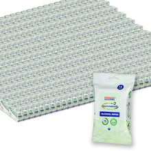 Load image into Gallery viewer, Pallet of Germisept Multi-Purpose Antibacterial Alcohol Wipes (15 Count) (3600 Packs)