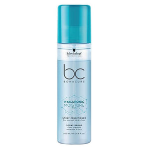 Schwarzkopf BC Bonacure Hyaluronic Moisture Kick Spray Conditioner 200 ml - Mrayti Store