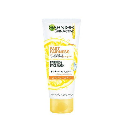 Garnier Fast Fairness Face Wash - Mrayti Store