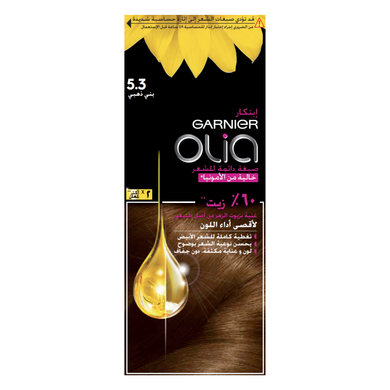 Garnier Olia 5.3 - Golden Brown - Mrayti Store
