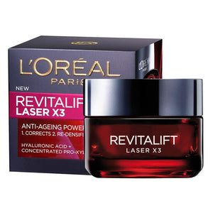 L'Oreal Paris Revitalift Laser X3 - Day Cream - Mrayti Store