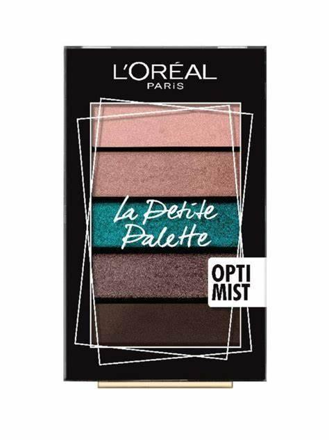 L'Oréal Paris Fap Palet.Nudistess.Nu 03 Saint Ger