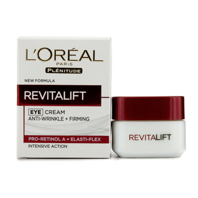 L'Oreal Paris Revitalift -  Anti-Wrinkle + Firming Eye Cream - Mrayti Store