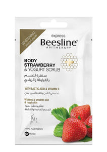 Beesline Body Strawberry Scrub Skin Care