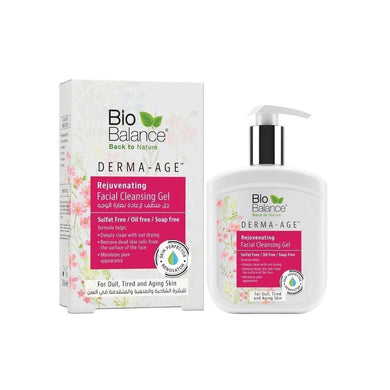 Bio Balance Anti-Ageing Derma-Age Rejuvenating Facial Cleansing Gel 250 ml - Mrayti Store
