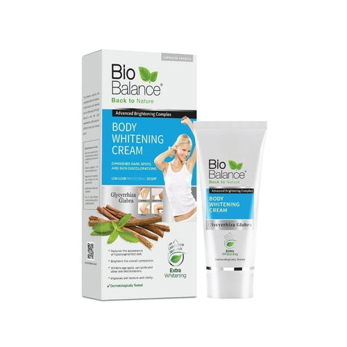 Bio Balance Body and Sensitive Areas Whitening Cream