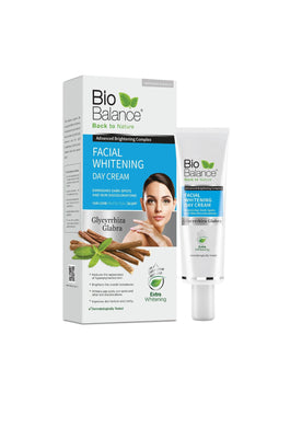 Bio Balance Facial Whitening Organic Cream (WOMAN) 55 ml - Mrayti Store