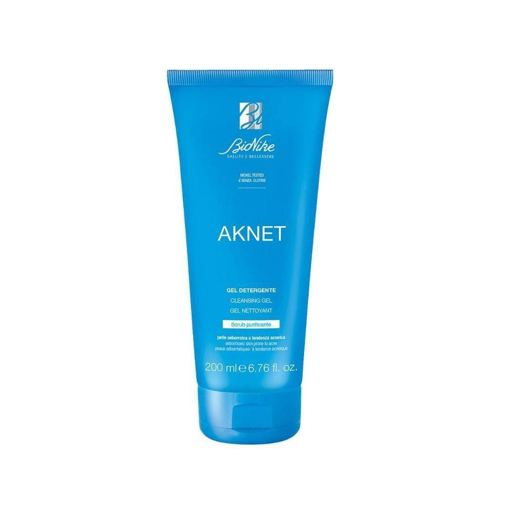 BioNike Aknet Purifying Cleansing Gel 200 ml - Mrayti Store