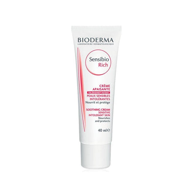 Bioderma Anti-inflammatory Sensibio Rich Cream 40 ml - Mrayti Store