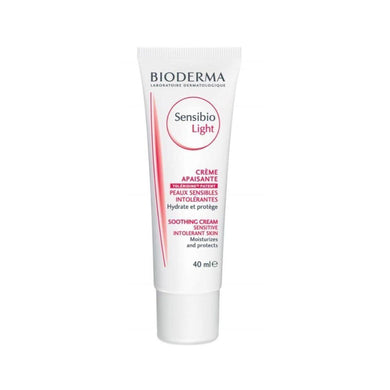 Bioderma Anti-inflammatory Sensibio light Cream 40 ml - Mrayti Store