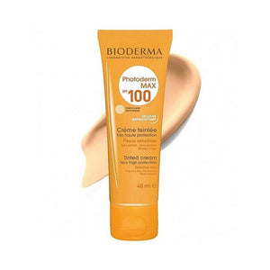 Bioderma Tinted Sun Block Photoderm Light 40 ml - Mrayti Store