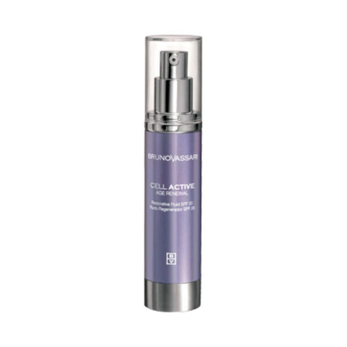 Bruno Vassari Anti Aging Restorative Fluid Cream