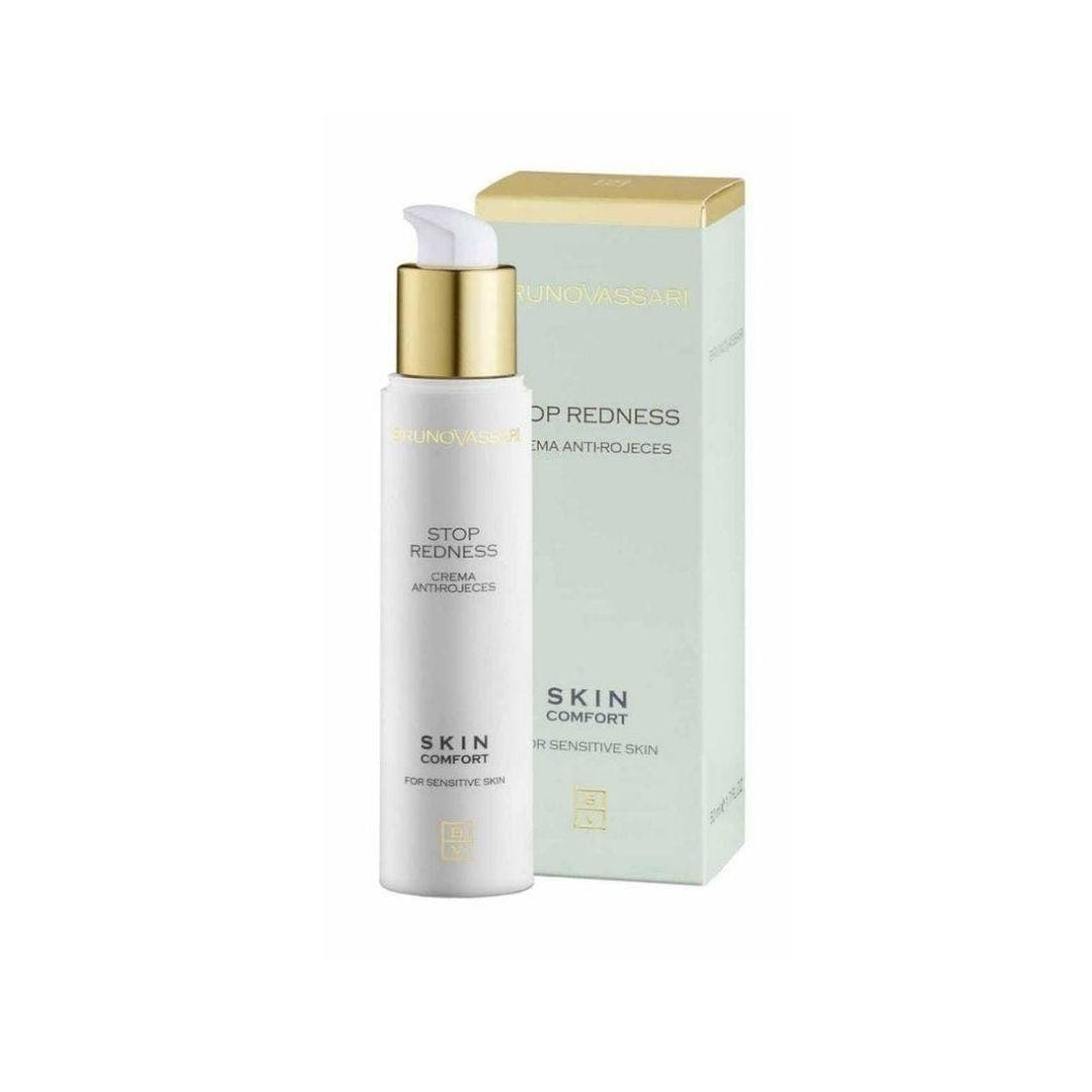 Bruno Vassari  Anti-Redness Stop Redness Cream 50ml - Mrayti Store