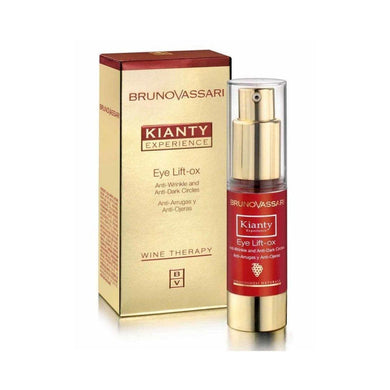 Bruno Vassari Anti-Ageing Eye Contour Eye Lift-Ox Cream 15ml - Mrayti Store