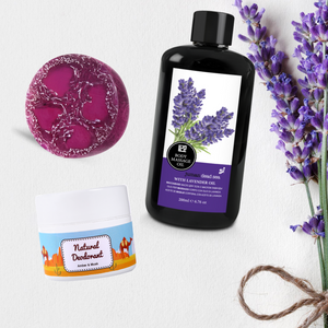 Aromatherapy Package - Lavender