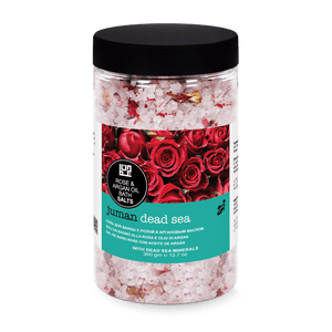 Juman Dead Salts Bath Crystals Body Care