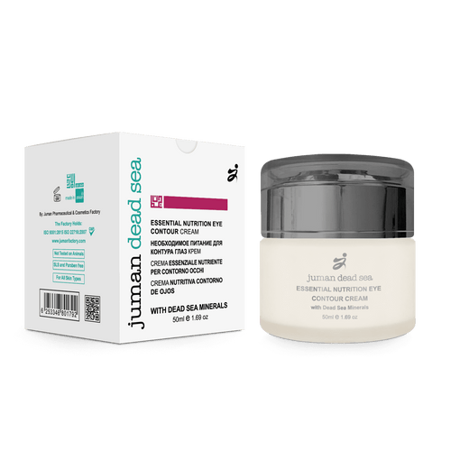 Juman Puffiness Eye Care contour Cream EssentialI Nutrition
