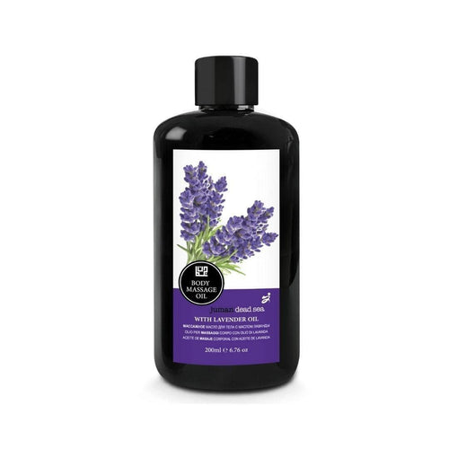 Juman Relaxation Body Massage Oil
