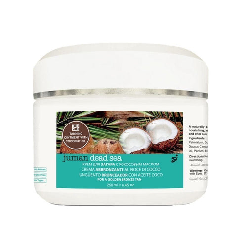 Juman Tanning Ointment With Coconut Oil Body Care