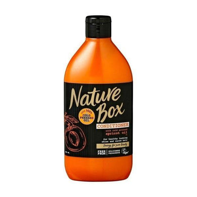 Nature Box Apricot Conditioner 385 ml - Mrayti Store