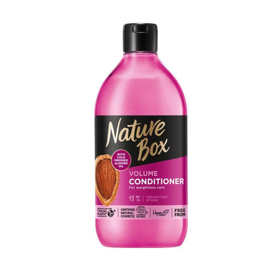 Nature Box Volumizing Conditioner 385 ml - Mrayti Store