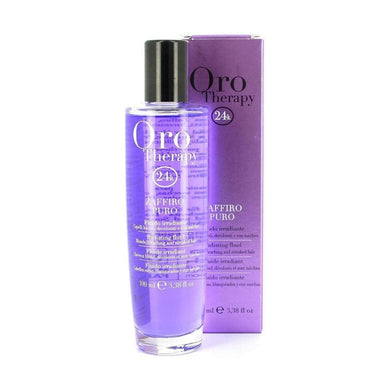 Oro Colored Hair Care Serum Zaffiro Puro