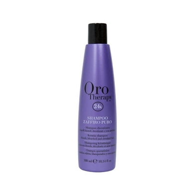 Oro Colored Hair Care Shampoo Zaffiro Puro 300 ml - Mrayti Store