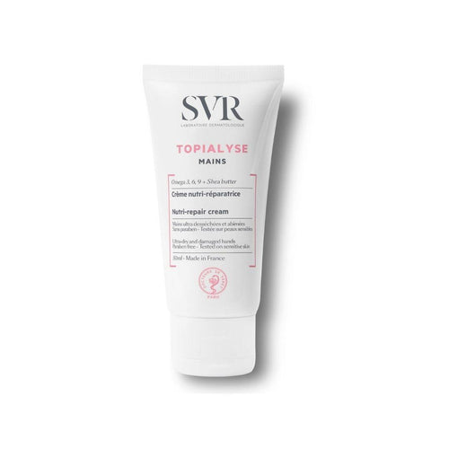 SVR Moisturizer Nutri Repair Hand Cream Body Care