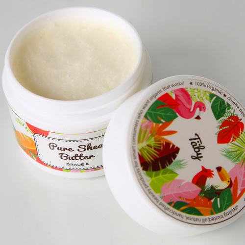 Taby Moisturizer Shea Butter Body Care