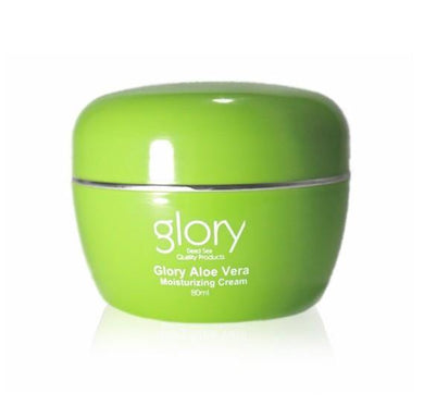Glory Aloe Vera Moisturizing Cream 80 ml - Mrayti Store