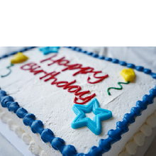 Load image into Gallery viewer, Classic Birthday Cake