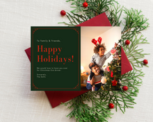 Load image into Gallery viewer, Christmas Eve Dinner Printed Holiday Cards