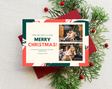 Load image into Gallery viewer, Warm & Toasty Printed Holiday Cards