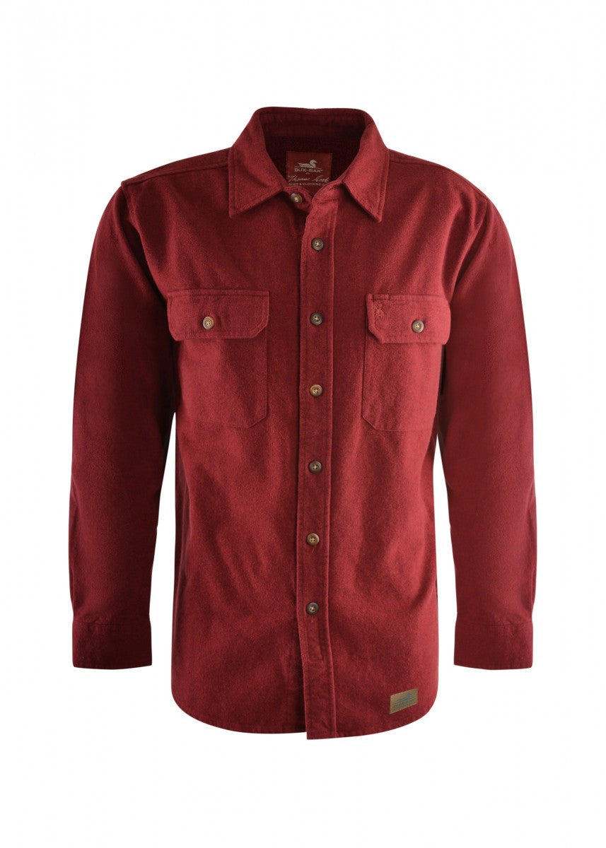 MOUNTAIN THERMAL HEAVYWEIGHT SHIRT RED
