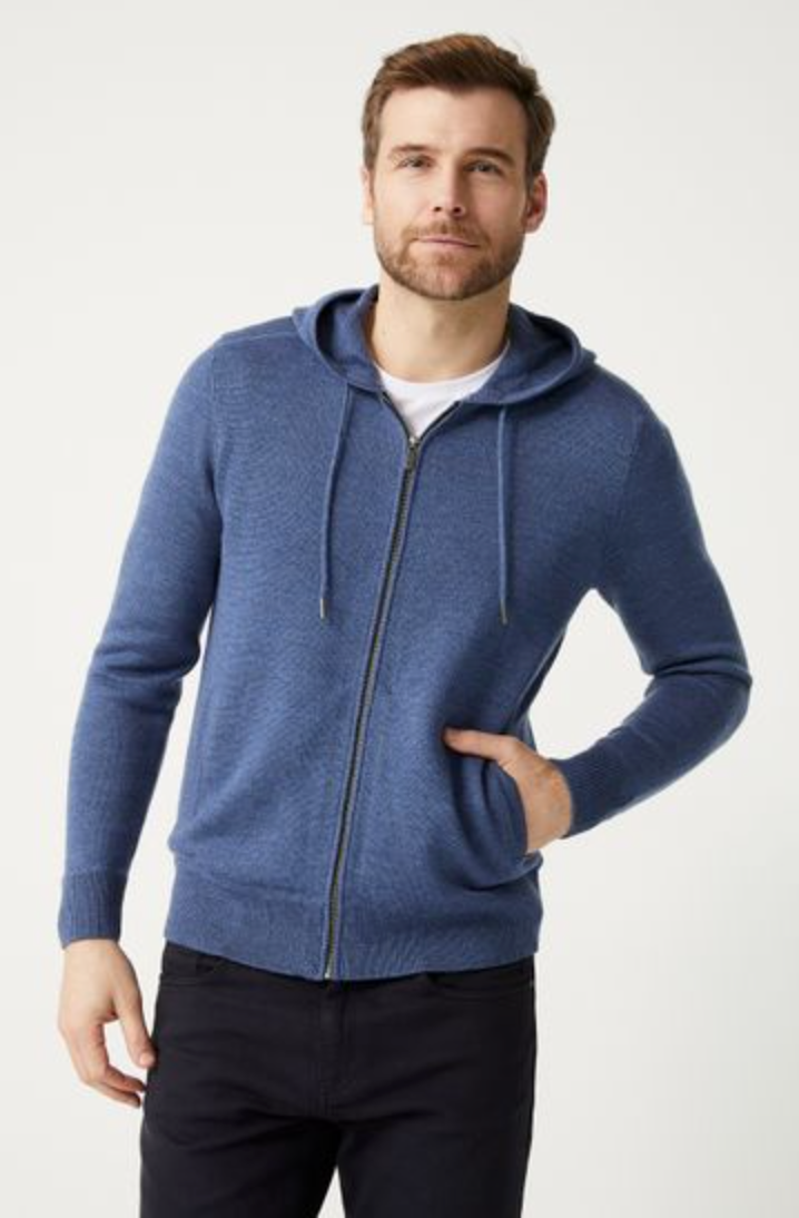 LIAM HOODED KNIT