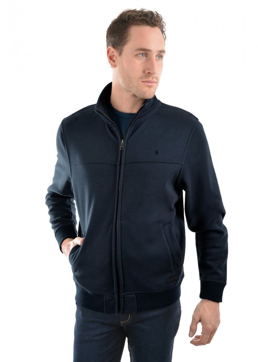 ZIP THOUGH FLEECE JACKET