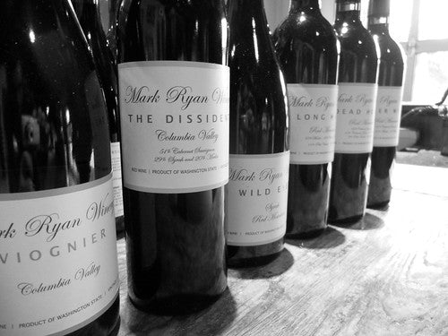 Tasting at Mark Ryan