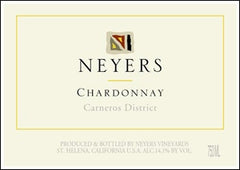 Neyers 'Carneros District' Chardonnay 2016