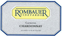 Rombauer Vineyards 'Carneros' Chardonnay 2019