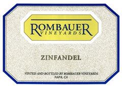 Rombauer Vineyards Zinfandel 2017