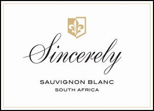Neil Ellis Sincerely Sauvignon Blanc 2019