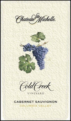 Chateau Ste Michelle 'Cold Creek' Cabernet Sauvignon 2015