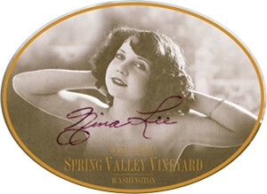 Spring Valley 'Nina Lee' Syrah 2013