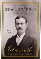 Spring Valley 'Uriah' Red Blend 2015