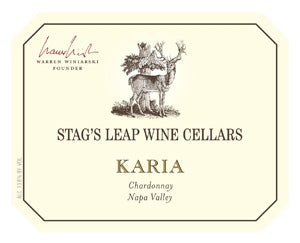 Stag's Leap Wine Cellars 'Karia' Chardonnay 2018