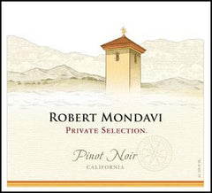 Robert Mondavi Private Selection Pinot Noir 2016
