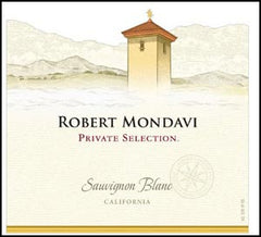 Robert Mondavi Private Selection Sauvignon Blanc 2016