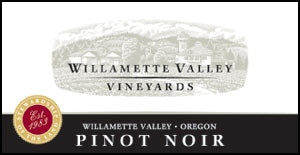 Willamette Valley Vineyards Estate Pinot Noir 2018